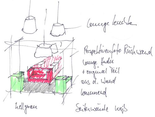Innenarchitekt Innenarchitektur Architekt München Planhochzwei Entwurf, Planung, Steuerung Koordination baulicher Maßnahmen Ladenausbau Ladenkonzepte Shop in Shop-Lösungen Innenausbau Dachgeschossausbau Retaildesign Shopdesign Ausbau Umbau Sanierung Messeauftritt Messestand, Kindergarten Jochen Kanis